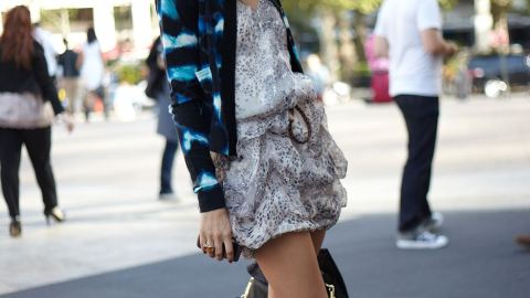 Fashion Week Street Style: What Olivia Palermo And More Are Wearing To The Shows | StyleCaster