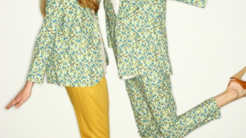 Karen Walker Spring 2011: The Story Behind The Show | StyleCaster