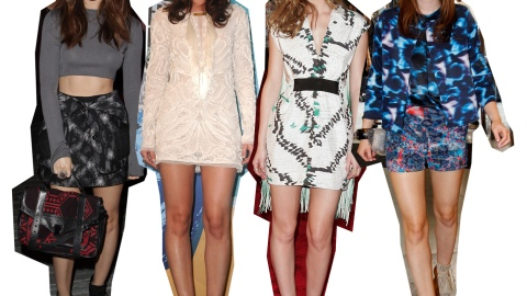 Shopping For: Leighton Meester's Real Life Look | StyleCaster