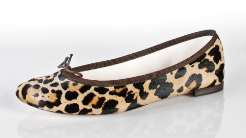 Repetto For Opening Ceremony – Our Favorite French Flats Get A Wild Makeover   StyleCaster