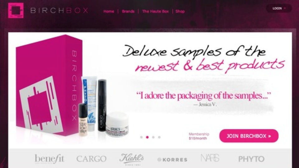 Birchbox.com: Access To Amazing Beauty Products For $10 | StyleCaster