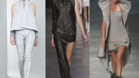 Paris Fashion Week Trend Alert: Futuristic Royalty | StyleCaster