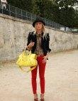 Paris Fashion Week Street Style: French Flair