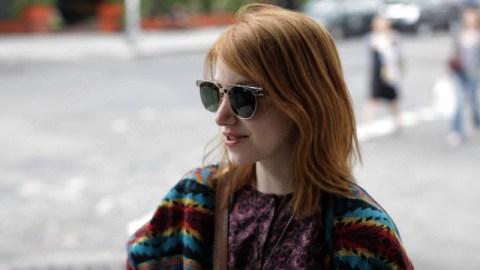 Street Style NYC: Julia Frakes | StyleCaster
