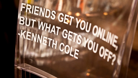 Kenneth Cole Spring 2011: Does The Designer Need More Friends?   StyleCaster