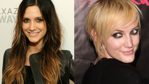 Ashlee Simpson's Hair Transformation And 10 More Celeb Updates | StyleCaster