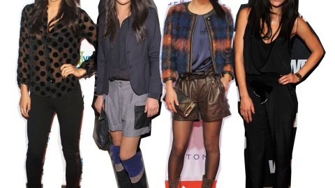 Jessica Szohr: Our Weekend Shopping Inspiration   StyleCaster