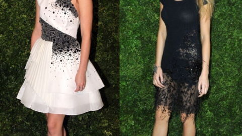 Gossip Girl Style Standoff: CFDA Edition | StyleCaster