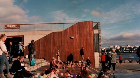 Reykjavik, Iceland: The New Miami? | StyleCaster