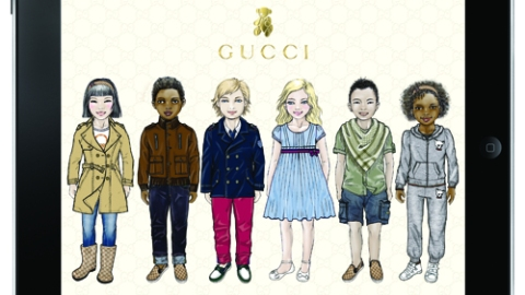 Gucci Grooms The Next Generation Of Over-Spenders | StyleCaster