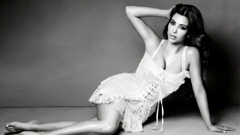 Kim Kardashian In Glamour's Guy Issue, Victoria's Secret's 1st Swim Mag! | StyleCaster