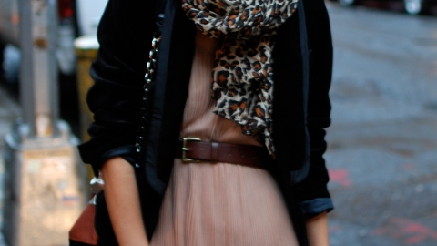 Street Style: Animal Attraction | StyleCaster