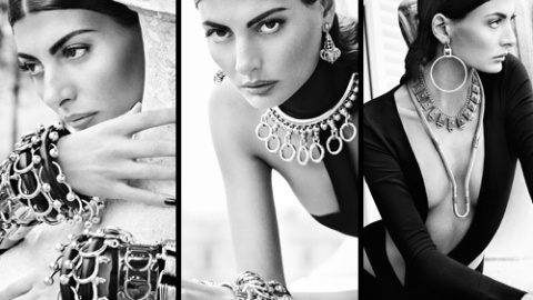 Eddie Borgo Taps Another Fashion Superstar For Ads | StyleCaster