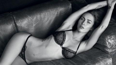 Armani Spring 2011 Ads: Holy Hotness | StyleCaster