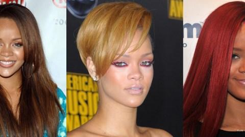 Rihanna Beauty Evolution | StyleCaster