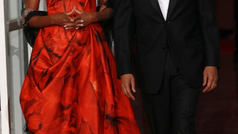 Did Michelle Obama Abandon American Fashion Designers? | StyleCaster