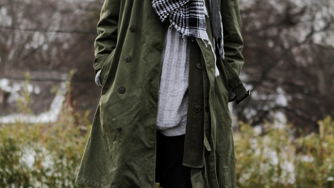 Street Style: Get Inspired By Something Rugged | StyleCaster