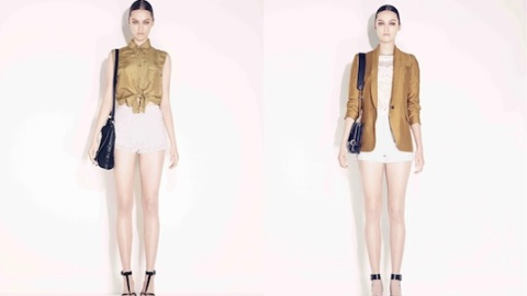 French Style: Maje Works It For Spring 2011 | StyleCaster