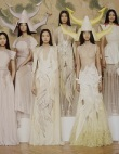 Diversity On The Runway: Givenchy Couture's All Asian Lineup
