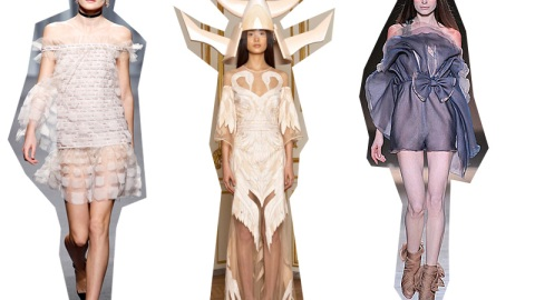 Haute Couture Spring 2011 Day 2: Chanel, Givenchy, Valentino | StyleCaster