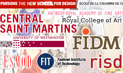 10 Fashion Schools We're Grateful For: Designer Alma Maters