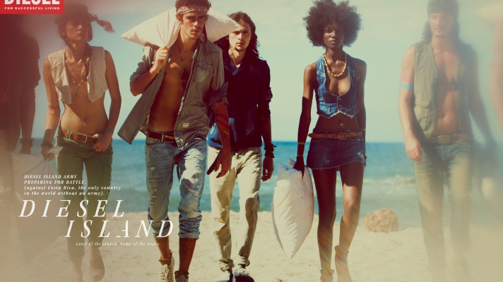 Diesel Island: The Denim Brand Goes To Extremes