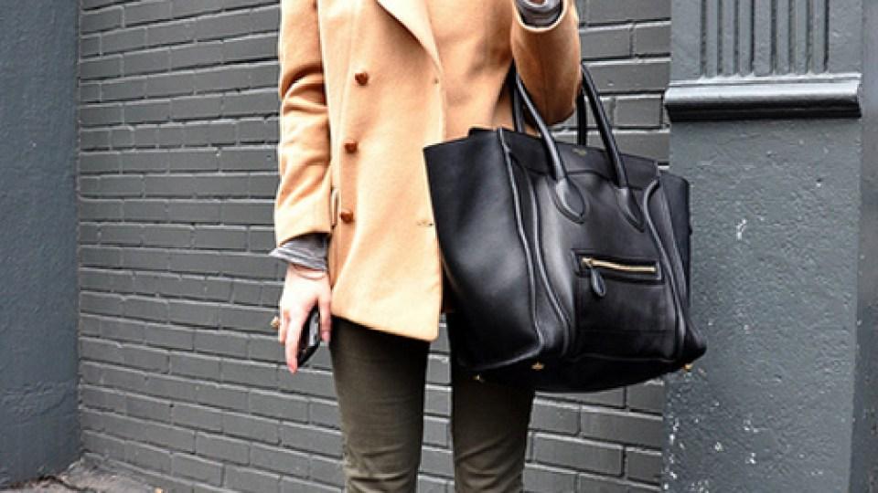 Street Style New York: Keeping Warm | StyleCaster