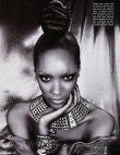 Is Vogue Italia's All-Black Spread Inclusive Or Segregated?