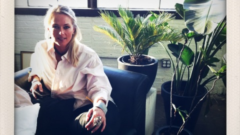 Elise Øverland: Pre-Fashion Week Studio Stop-By | StyleCaster