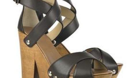 Item Of The Day: Giuseppe Zanotti Twiggy Leather Platform | StyleCaster