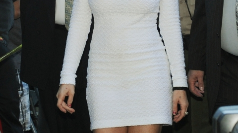 Love Lindsay Lohan's Arraignment Dress? Too Bad, It Sold Out | StyleCaster