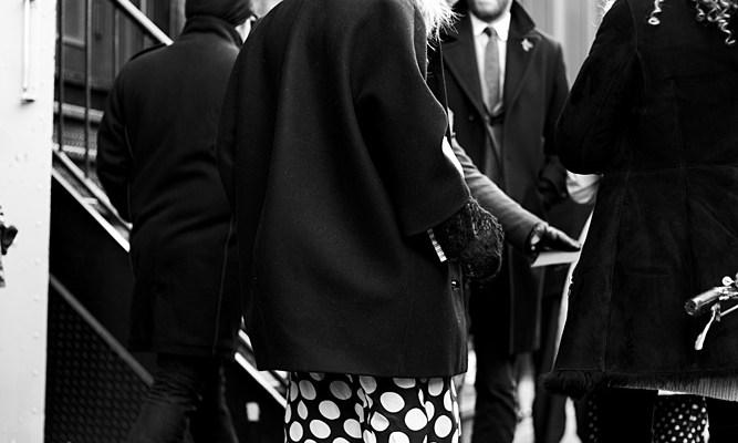 Street Style: New York Fashion Week F/W 2011