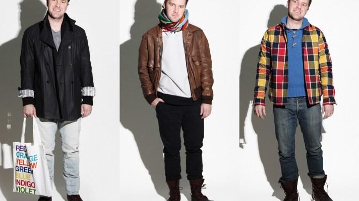 A Week of Looks: Blake Martin