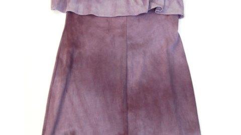 Tie-Dye Tank Overlay Dress | StyleCaster