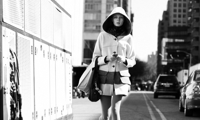 Street Style New York: Well Jacketed