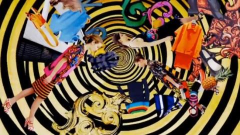 Prada Takes Us On a High Fashion Acid Trip (VIDEO) | StyleCaster