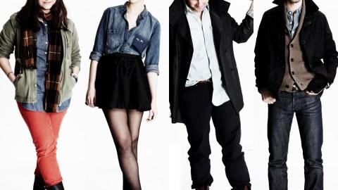 Style Standoff: Denim Shirts | StyleCaster