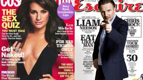 Magazine Gender Wars: Guess Where The Title Came From   StyleCaster