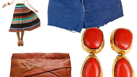 Online Vintage Shopping Excursion! Saucy 70s Style | StyleCaster