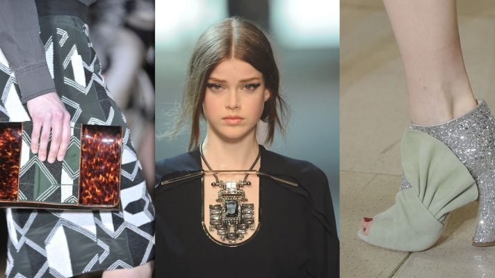 Paris Fall Fashion Week Accessories: The Heart-Stopping Best