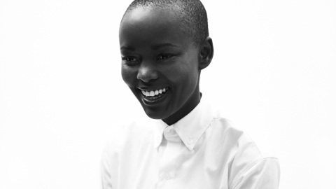 Model Moment: Flaviana From Next Models | StyleCaster