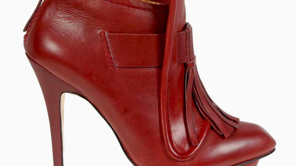 L.A.M.B. Fall 2011 Shoes: Editor's Picks | StyleCaster