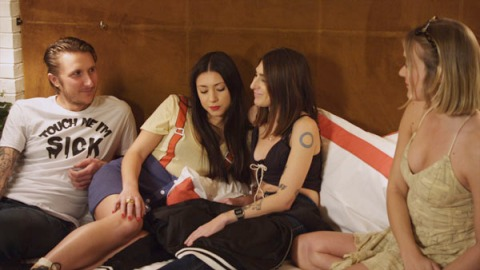 Booze, Tattoos & Girl-On-Girl For Sophomore NYC's New Film   StyleCaster
