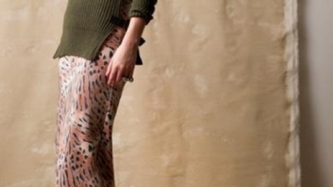 Gryphon Fall 2011 Lookbook: Sequins and Inspired Styling | StyleCaster