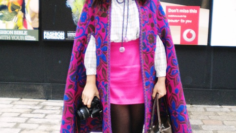 Street Style: The Look of a Wild Child | StyleCaster
