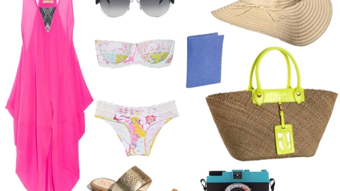 Spring Break Essentials: 8 Things You Can't Forget To Pack | StyleCaster