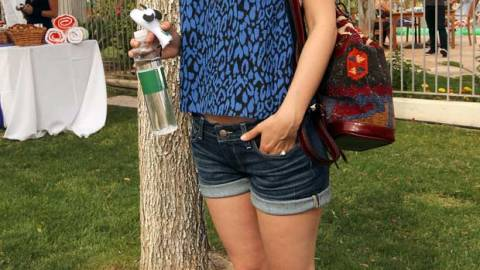 Coachella Celeb Style Day 1: Rachel Bilson Is Cool & Casual | StyleCaster