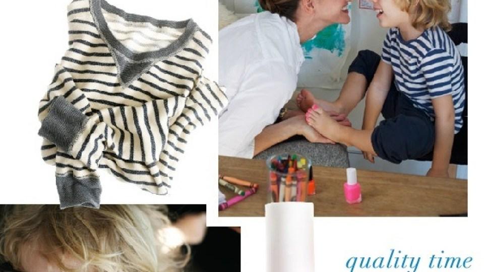 Jenna Lyons and J.Crew Ad Spark Gender Debate   StyleCaster