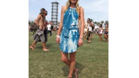 Coachella Celeb Style Day 2: Kate Bosworth Does Boho | StyleCaster