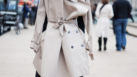 Street Style New York: Deconstructed Classic | StyleCaster